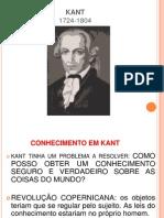 Conhecimento Em Kant