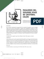 Pasajeros del segundo viaje de Colon.pdf