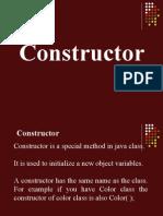 2 Constructor