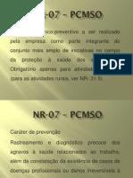 NR-07 – PCMSO