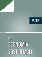 Presentacion La Economia Sustentable