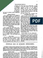 Ambrosius, Epistolae Duae de Monacho Energumeno [Incertus], MLT