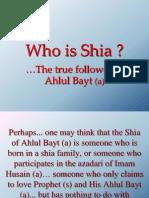 Who is Shia...