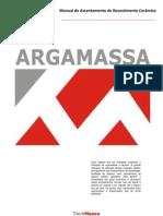 Manual Argamassa