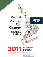 Programa G4C Festival 2011