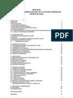 Datos Agricolas de Jesus Cajamarca