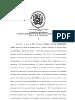 TSJ-SE, Recurso Contencioso Electoral INTERPUESTO Por AD