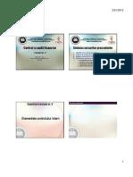 03 Curs 3 Control Financiar Si Audit Financiar