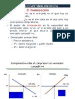 Microeconomia Contenido 8 Competencia Imperfecta