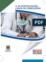 CARTILLA ERA - CRITERIOS DE HOSPITALIZACIÓN SEGÚN NIVEL
