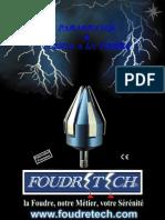 FOUDRETECH-CATALOGO-Pararrayos