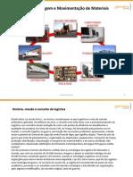 Módulo Armazenagem e Movimentação de Materiais SENAC
