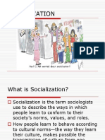 Socio 101 - Group 2 - Socialization.ppt