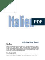 Trabajo de Italia