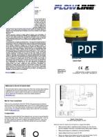FlowLine Level Transmitter Ultrasonic EchoPod DL24 Quick Start