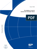 The Smithian Account in Amartya Sen's Economic Theory