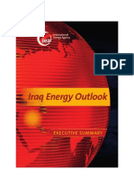 IEA - IRAQ Factsheets. 2012 - Grobal Energy