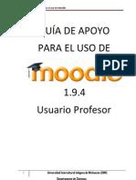 Plugin-Guia Docentes Plataforma Moodle