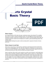 Crystal Resonator Basic Theory