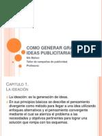 Como Generar Grandes Ideas Publicitarias