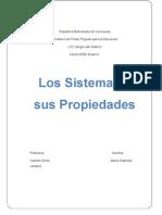 Propiedades y Caracteristicas de Los Sistemas Fisico-quimicos