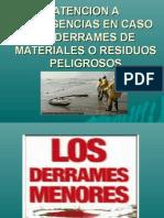 3DERRAMES QUÍMICOS PRESENTACIÓN