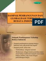 K.8. Pembangunan Dan Globalisasi