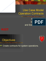 Operation Contracts