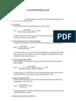 Analisis Kinerja Bank[1]