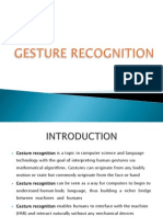 Gesture Recognition basic