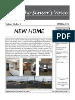 Newsletter Spring 2013