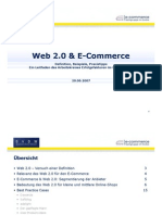 Web 2 0  E-Commerce final