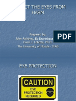 Eye Safety
