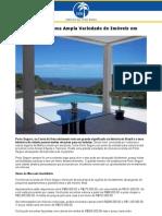 Porto Seguro – Uma Ampla Variedade de Imóveis em Oferta