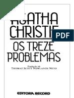 51121843 Os Treze Problemas Agatha Christie