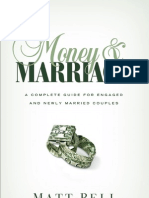 Money and Marriage sample chapter