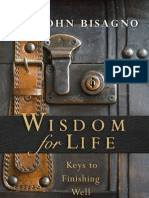 Wisdom for Life sample chapter