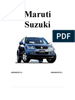 50773571 Maruti Assignment