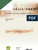 Interdicciones. Escrituras de la intersexualidad en castellano.