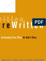 Rewritten sample chapter