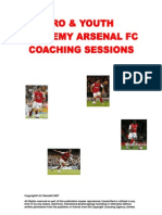 Arsenal Academy Sessions