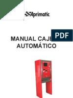 Manual cajero automático