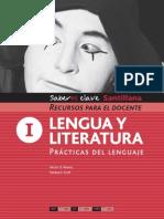manual santillana 1 guía para el docente