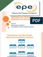 Trabalho EPE - Sistemas de Potência