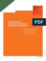 CMF Crowdfunding Study FR
