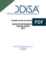 BASE DE INFORMACIÓNTECNOLOGICA(BIT)