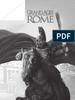 Grand Ages - Rome - Manual - PC