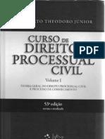 Livro HTJ - Partes I e II - Noções Fundamentais e Sujeitos do Processo