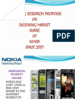 Marketing Research of Nokia