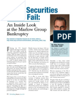 When Securities Firms Fail_Rebuilding Success Spring 09 AN